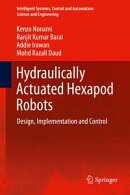 Hydraulically Actuated Hexapod Robots