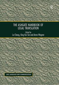 TheAshgateHandbookofLegalTranslation