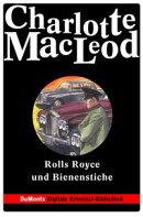 Rolls Royce und Bienenstiche - DuMonts Digitale Kriminal-Bibliothek