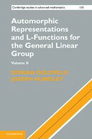 Automorphic Representations and L-Functions for the General Linear Group: Volume 2