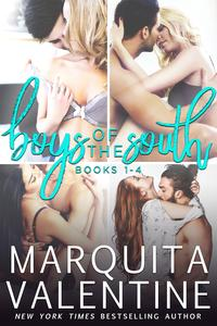 Boys of the South Bundle: Books 1-4【電子書籍】[ Marquita Valentine ]