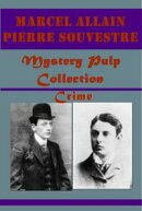 Complete Mystery Pulp Crime Anthologies