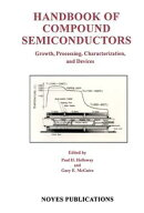 Handbook of Compound Semiconductors