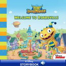Henry Hugglemonster: Welcome to Roarsville