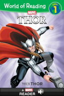 World of Reading Thor: This Is Thor