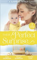 A Surprise Family: Their Perfect Surprise: The Secret That Changed Everything (The Larkville Legacy) / The V…