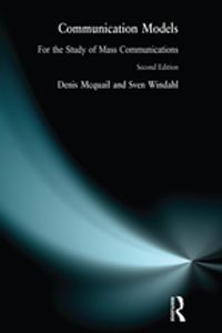 Communication Models for the Study of Mass Communications【電子書籍】[ Denis Mcquail ]