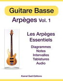 Guitare Basse Arpèges Vol. 1