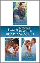 Harlequin Medical Romance June 2020 - Box Set 1 of 2