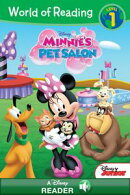 World of Reading Minnie: Minnie's Pet Salon