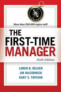 TheFirst-TimeManager
