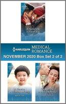 Harlequin Medical Romance November 2020 - Box Set 2 of 2
