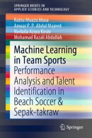 Machine Learning in Team Sports