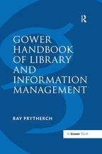 GowerHandbookofLibraryandInformationManagement