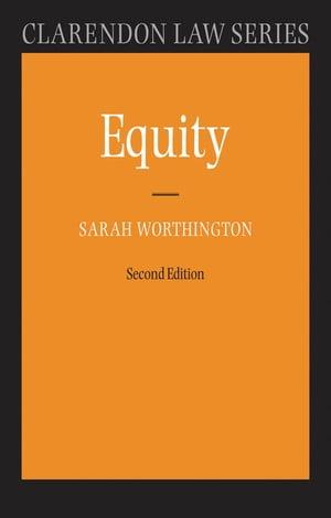 Equity【電子書籍】[ Sarah Worthington ]