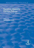 European Disability Pension Policies