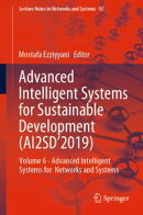 Advanced Intelligent Systems for Sustainable Development (AI2SD'2019)