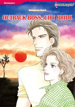 Outback Boss, City Bride (Harlequin Comics)