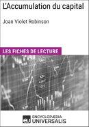 L'Accumulation du capital de Joan Violet Robinson