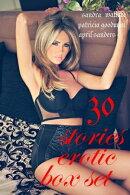 30 stories an erotic box set
