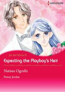 Expecting the Playboy's Heir (Harlequin Comics)