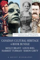 Canadian Cultural Heritage 4-Book Bundle