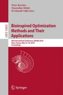 Bioinspired Optimization Methods and Their Applications