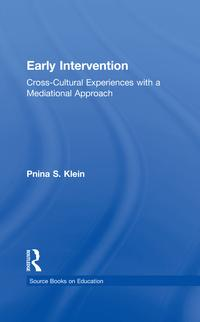 EarlyInterventionCross-CulturalExperienceswithaMediationalApproach