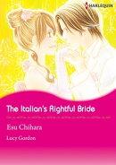 The Italian's Rightful Bride (Harlequin Comics)
