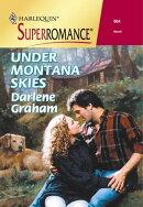 Under Montana Skies (Mills & Boon Vintage Superromance)
