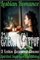 Lesbian Romance: Witch's Mirror - A Lesbian Paranormal Romance