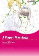 A Paper Marriage (Harlequin Comics)