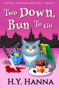 TwoDown,BunToGo(OxfordTearoomMysteries~Book3)