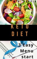 3 easy Menu Start KETO DIET cookbook