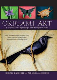 Origami Art15 Exquisite Folded Paper Designs from the Origamido Studio: Intermediate and Advanced Projects: Origami Book with 15 Projects【電子書籍】[ Richard L. Alexander ]