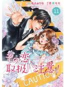 comic Berry's その恋、取扱い注意!11巻