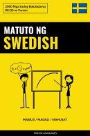Matuto ng Swedish - Mabilis / Madali / Mahusay