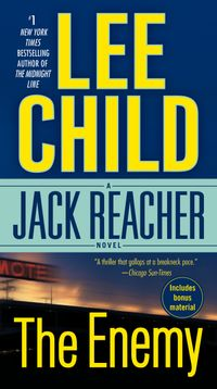 The EnemyA Jack Reacher Novel【電子書籍】[ Lee Child ]