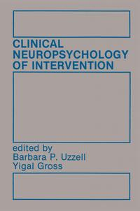 ClinicalNeuropsychologyofIntervention