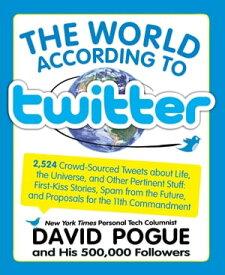 World According to Twitter【電子書籍】[ David Pogue ]
