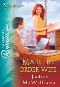 Made-To-OrderWife(Mills&BoonSilhouette)