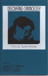 DiscoveringCriminologyFromW.ByronGroves