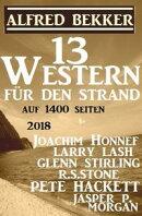 13 Western für den Strand 2018
