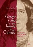 George Eliot for the Twenty-First Century