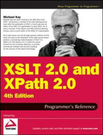 XSLT 2.0 and XPath 2.0 Programmer's Reference【電子書籍】[ Michael Kay ]