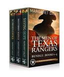 The Men of Texas Rangers Bundle, Saving Hope, Shattered Silence & Scorned Justice - eBook [ePub]