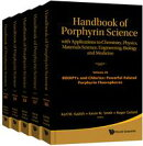 Handbook of Porphyrin Science (Volumes 36 40)