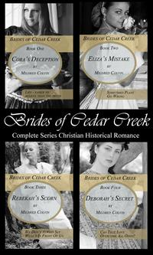 Brides of Cedar Creek【電子書籍】[ Mildred Colvin ]