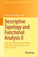 Descriptive Topology and Functional Analysis II