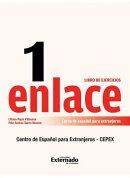 Enlace 1: Curso de español para extranjeros (Nivel básico) Libro de ejercicios